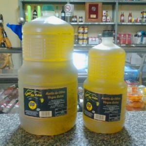 Aceite de Oliva Virgen Extra Oro de Pela 5 Litros