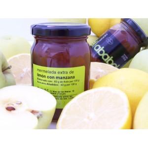 Mermelada de Limón con Manzana - Caja de 6 tarros de 215 grs