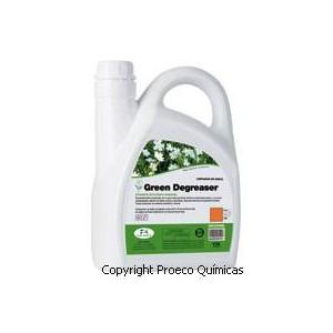 Desengrasante Green Degreaser - Caja 4 bidones de 5 litros