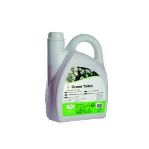 Limpiador desodorante ecológico para el baño Green Toilet - Caja 4 bidones de 5 kilos